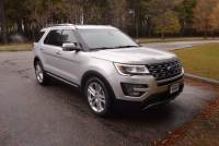 Certified Pre-Owned 2016 Ford Explorer Limited FWD 4D Sport Utility