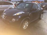 Pre-Owned 2013 Nissan Juke S FWD 4D Sport Utility