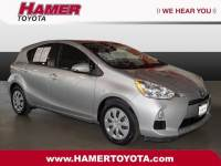 Certified Pre-Owned 2013 Toyota Prius c Three FWD 5D Hatchback
