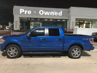 PRE-OWNED 2014 FORD F-150 RWD 4D SUPERCREW