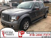 PRE-OWNED 2011 FORD F-150 FX2 RWD 4D SUPERCREW