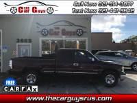 2002 Chevrolet Silverado 1500 Ext. Cab Short Bed 2WD