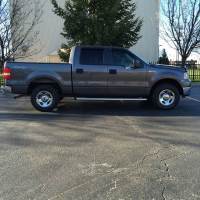 2007 Ford F-150 XLT 4dr SuperCrew 4WD Styleside 5.5 ft. SB