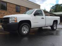 2011 Chevrolet Silverado 1500 Work Truck 4x4 2dr Regular Cab 8 ft. LB
