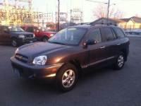 2006 Hyundai Santa Fe Limited 4WD
