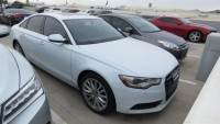 Certified Pre-Owned 2014 Audi A6 2.0T Premium Sedan in Chandler AZ near Phoenix