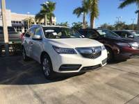 Pre Owned 2016 Acura MDX FWD with Advance Package
