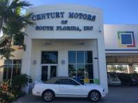 2005 Ford Mustang Premium Convertible Clean CarFax Leather