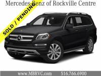 Pre-Owned - 2015 Mercedes-Benz GL GL 450 4MATIC® SUV
