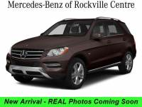 Pre-Owned - 2014 Mercedes-Benz M-Class ML 350 4MATIC® SUV