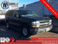 Pre-Owned 2004 Chevrolet Tahoe RWD 4D Sport Utility