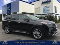Certified Pre-Owned 2017 Hyundai Santa Fe Limited Ultimate SUV For Sale Leesburg, FL