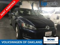 Certified Pre-Owned 2015 Volkswagen Golf TSI SEL 4-Door FWD 4D Hatchback