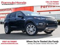 Pre-Owned 2016 Land Rover Discovery Sport $100 PETROCAN CARD YEAR END SPECIAL! 4x4 Sport Utility