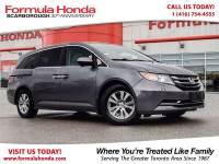 Pre-Owned 2014 Honda Odyssey $100 PETROCAN CARD YEAR END SPECIAL! FWD Minivan/Passenger Van