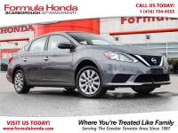 Pre-Owned 2016 Nissan Sentra $100 PETROCAN CARD YEAR END SPECIAL! FWD Car
