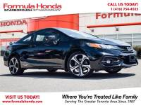 Certified Pre-Owned 2015 Honda Civic Coupe $100 PETROCAN CARD YEAR END SPECIAL! FWD Car