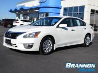 Pre-Owned 2015 Nissan Altima 4dr Sdn I4 2.5 S 4dr Car