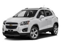 2016 Chevrolet Trax LTZ 4dr Crossover w/1LZ