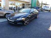Certified Pre-Owned 2015 Jaguar XJ XJL Supercharged Rear Wheel Drive Sedan