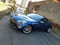 2015 Hyundai Genesis Coupe 3.8 Ultimate 2dr Coupe 8A
