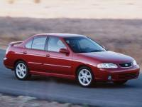 2000 Nissan Sentra Sedan