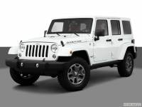 Used 2014 Jeep Wrangler Unlimited Rubicon 4x4 SUV near Salt Lake City
