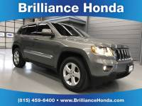 Pre-Owned 2011 Jeep Grand Cherokee Laredo 4D Sport Utility 4WD