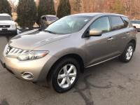 2010 Nissan Murano AWD S 4dr SUV