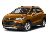 2017 Chevrolet Trax LT 4dr Crossover w/1LT