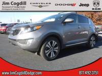 2012 Kia Sportage EX (A6) SUV in Knoxville