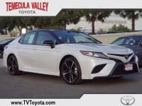 2018 Toyota Camry XSE V6 Sedan Front-wheel Drive in Temecula