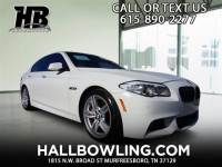 2013 BMW 550i M Sport Package
