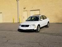 2001 Volkswagen Passat AWD New GLS V6 4Motion 4dr Sedan
