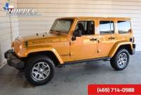2014 Jeep Wrangler Unlimited Unlimited Rubicon LIFTING!! HLL