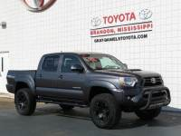 Certified 2015 Toyota Tacoma 4x4 V6 Truck Double Cab 4x4 in Brandon MS