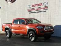 Certified 2017 Toyota Tacoma TRD Off Road V6 Truck Double Cab 4x4 in Brandon MS
