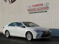 Certified 2017 Toyota Camry LE Sedan Front-wheel Drive in Brandon MS