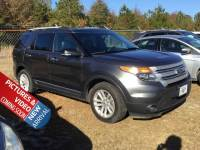 Pre-Owned 2015 Ford Explorer XLT FWD FWD SUV
