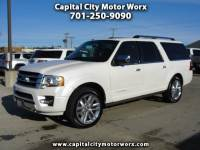2017 Ford Expedition EL Platinum 4WD