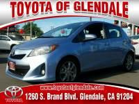 Used 2014 Toyota Yaris, Glendale, CA, , Toyota of Glendale Serving Los Angeles | JTDKTUD34ED589937
