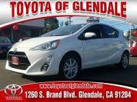 Used 2016 Toyota Prius C, Glendale, CA, , Toyota of Glendale Serving Los Angeles | JTDKDTB36G1117690