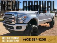 Pre-Owned 2013 Ford F-250 Platinum 4WD