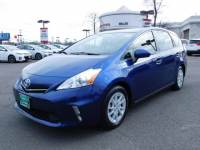 Certified Pre-Owned 2012 Toyota Prius v Three FWD 5D Wagon