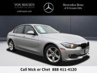 Pre-Owned 2014 BMW 3 Series 328d RWD 4dr Car