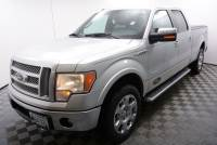 Pre-Owned 2011 Ford F-150 Lariat Four Wheel Drive Short Bed