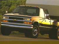 1998 Chevrolet K3500 4WD Crew Cab Long Box Truck