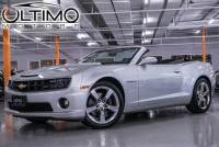 Pre-Owned 2012 Chevrolet Camaro 1SS Rear Wheel Drive Convertible