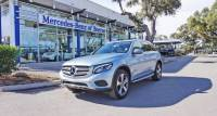 Certified Pre-Owned 2017 Mercedes-Benz GLC 300 Rear Wheel Drive SUV