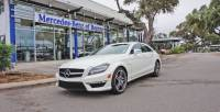 Certified Pre-Owned 2014 Mercedes-Benz CLS 63 AWD 4MATIC®